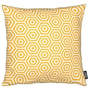 Yellow Beehive - Kissen