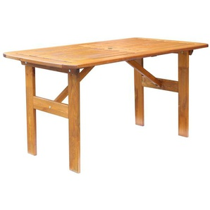 Youngs Wooden Dining Table