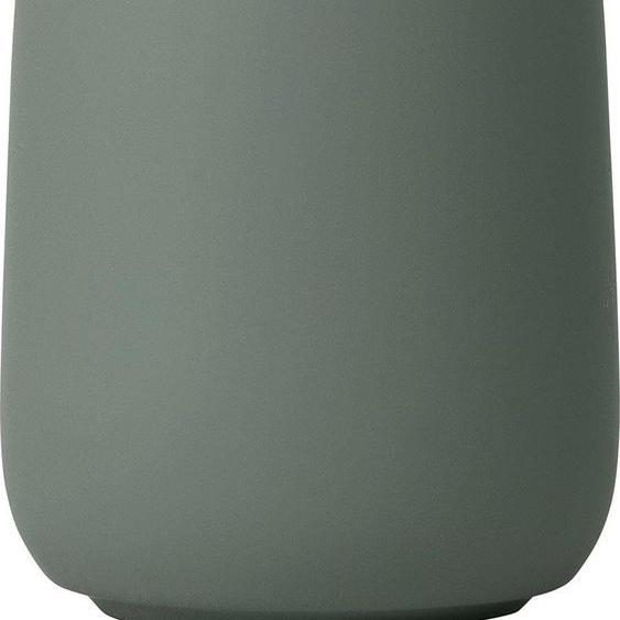 Zahnputzbecher »SONO«, grün, Material Keramik, blomus