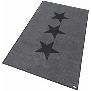 Zala Living Teppich »Sterne«, 120x200 cm, grau
