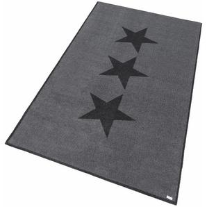 Zala Living Teppich Sterne, rechteckig, 7 mm Höhe, Kurzflor, rutschhemmend B/L: 120 cm x 200 cm, 1 St. grau Kinder Kinderteppiche mit Motiv Teppiche