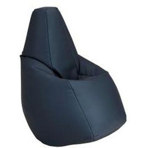 Zanotta - Sacco Sitzsack, VIP, blau