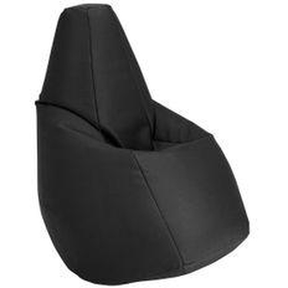 Zanotta - Sacco Sitzsack, VIP, schwarz