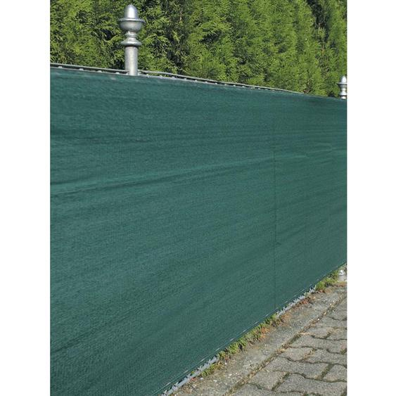 Zaunblende/ Sichtschutz Profi 2,0 m x 25 m Grün