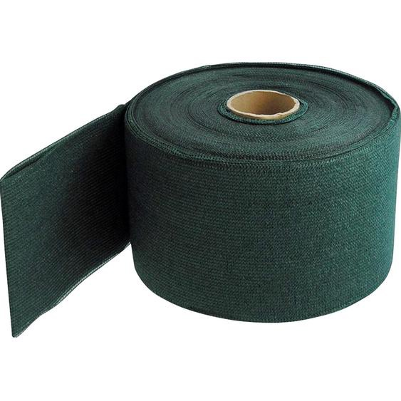 Zaunblende Textil 19 cm x 7000 cm Grün