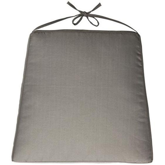Zebra Sitzkissen  Milano - braun - 100% Polyester | Möbel Kraft