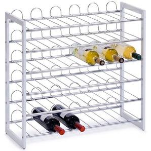 Zeller Weinregal für 36 Flaschen