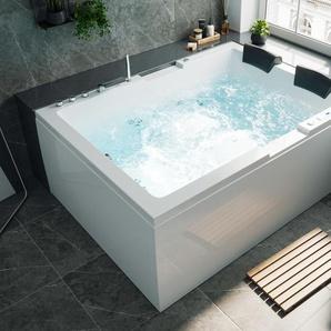 Zeus Riesen-Indoor-Spa Premium Rechts (190x140x66cm)