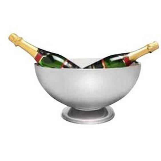 ZILVERSTAD Champagnerkühler   silber