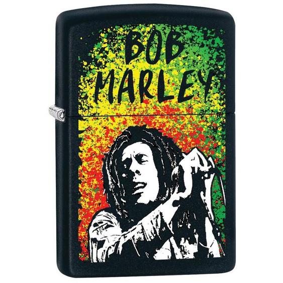 Zippo Feuerzeuge »Bob Marley«, original Zippo