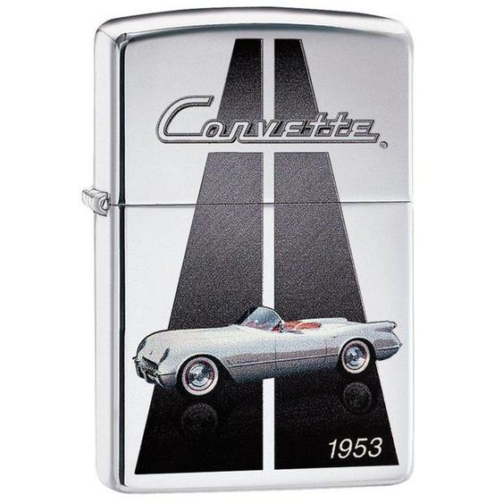 Zippo Feuerzeuge »Corvette«, original Zippo