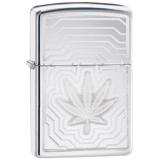 Zippo Feuerzeuge »Leaf Layers Design«, original Zippo