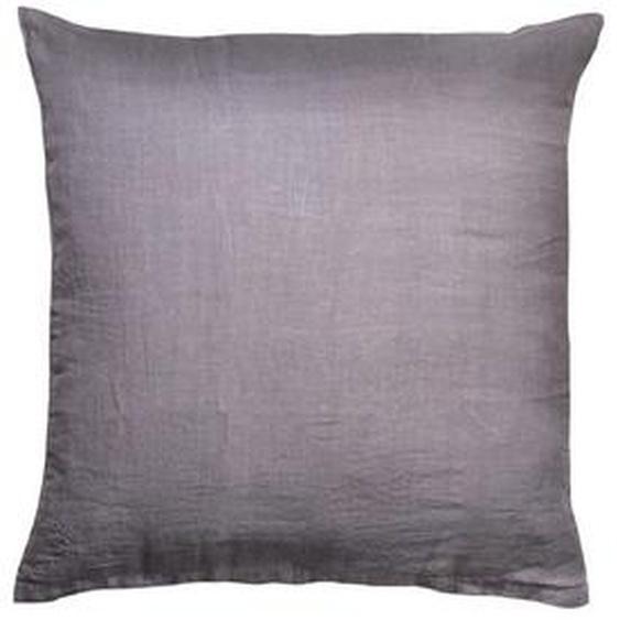 Zoeppritz Kissenhülle 80/80 cm , Textil , Uni , 80 cm