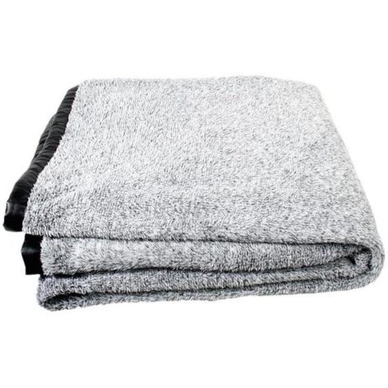 Zoeppritz Wohndecke 150/200 cm Weiß , Textil , meliert , 150x200 cm