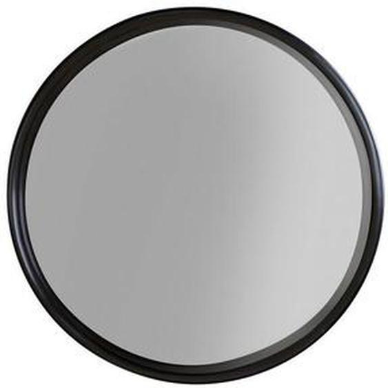 Zuiver Spiegel Schwarz , Metall, Glas