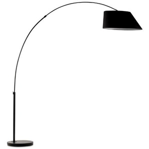 Zuiver Stehlampe, Schwarz, Alu, Eisen, Stahl & Metall