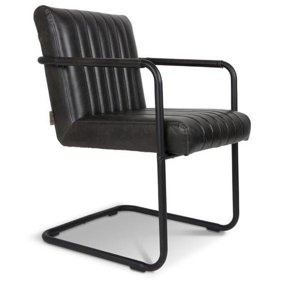 Zuiver Stuhl, Lederoptik