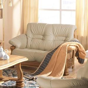 2-Sitzer Sofa Tennessee aus Leder