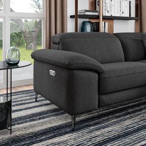 Zweisitzer Sofa SIENA Stoffsofa Couch
