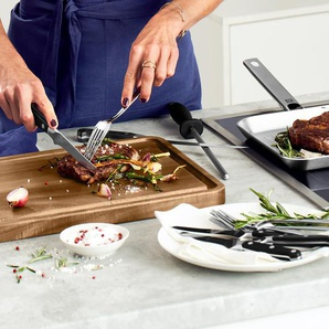 ZWILLING® Pro 4-teiliges Steak-Set - silber -